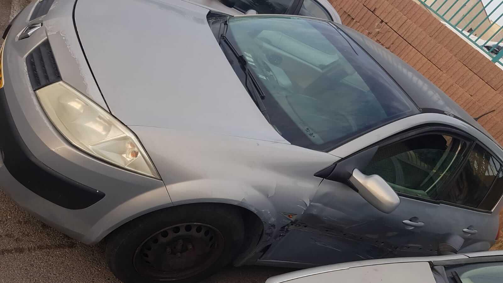 מכירת רכב לפירוק לאחר תאונה