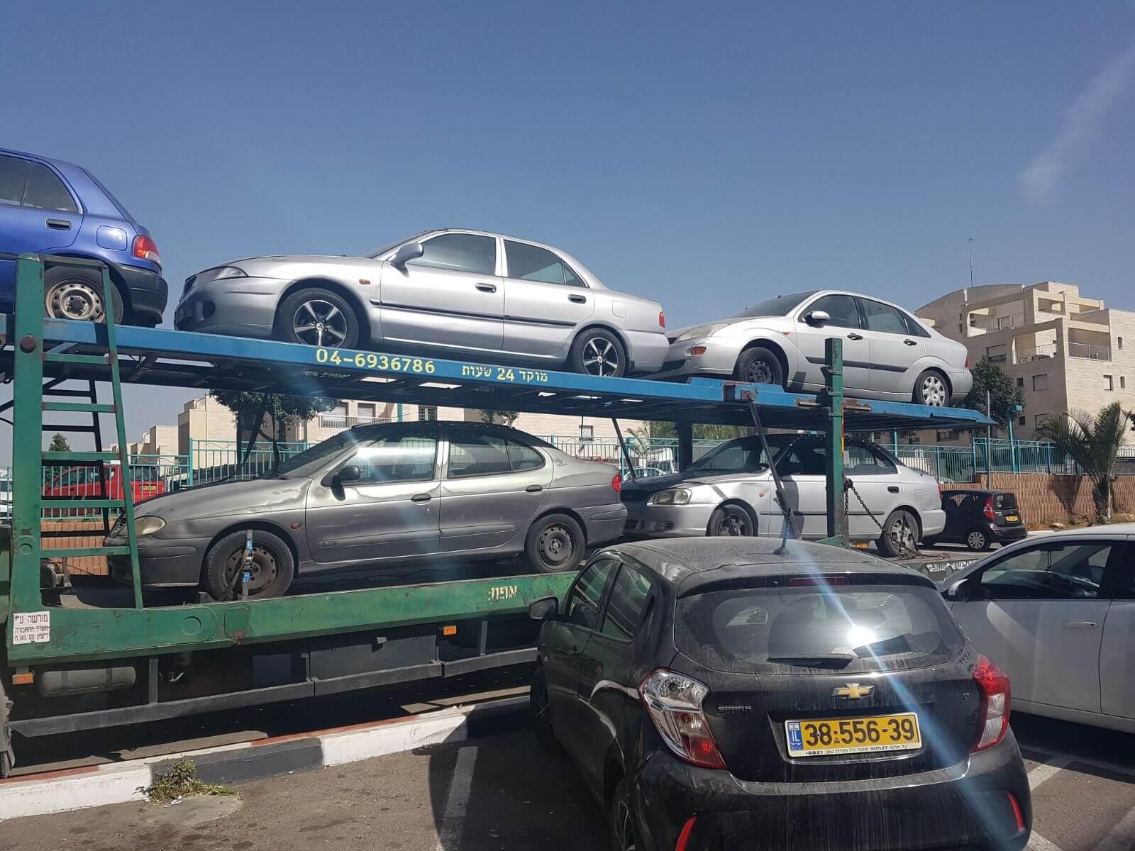 קניית רכבים לנסיעה