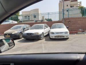 חוק גריטת רכב